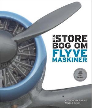 Bog, indbundet Den store bog om flyvemaskiner af Philip Whiteman