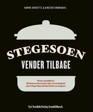 Bog, indbundet Stegesoen vender tilbage af Hanne Birgitte Grøndahl, Anders Grøndahl