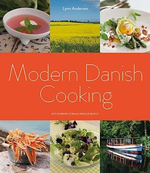 Modern Danish cooking