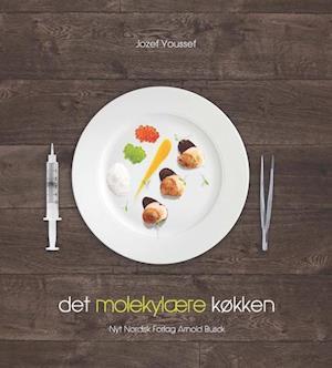 Bog, indbundet Det molekylære køkken af Jozef Youssef