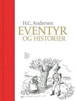 H.C. Andersen Eventyr og historier af Hans Christian Andersen, Herluf Jensenius