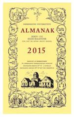 Universitetets Almanak Skriv- og RejseKalender 2015