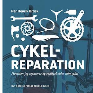 Bog, indbundet Cykelreparation af Per Henrik Brask