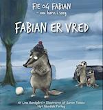 Fabian er vred (Fie og Fabian om børn i sorg)