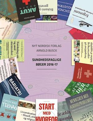 Sundhedsfaglige bøger 2016-17