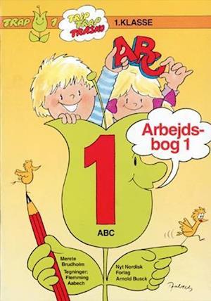 Trap ABC. 1. klasse