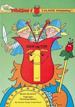 Træsko Odin og Tor (Trip Trap Træsko)