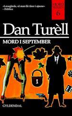Mord i september (Mord-serien, nr. 6)