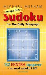 Mange flere Sudoku - med 3D opgaver (Sudoku)
