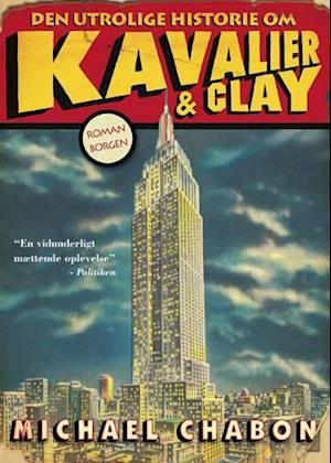 Bog, paperback Den utrolige historie om Kavalier & Clay af Michael Chabon