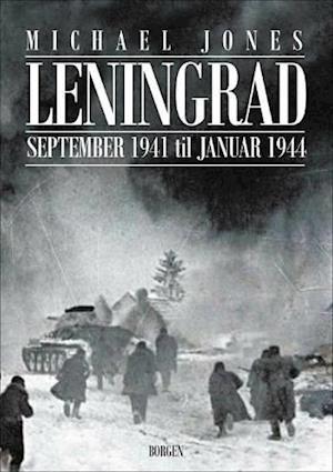 F 229 Leningrad Af Michael K Jones Som Indbundet Bog P 229 Dansk