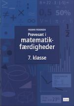 Prøvesæt i matematikfærdigheder 7. klasse (Prøvesæt/færdighedsregning)