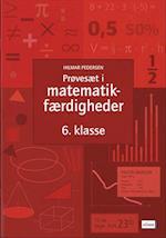 Prøvesæt i matematikfærdigheder 6. klasse (Prøvesæt/færdighedsregning)
