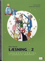 Den første læsning - 2. klasse. Lærervejledning til læsebogen og arbejdsbogen (Den første læsning)