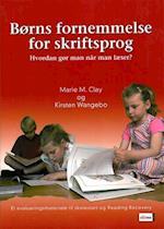 Børns fornemmelse for skriftsprog (Reading Recovery)