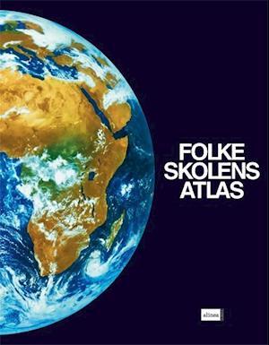 Folkeskolens atlas  pdf hent Bjarne Furhauge, Svend-Ove