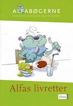 Skrivevejen, Alfabøgerne, Mine livretter, lette bøger af Mogens Brandt Jensen, Marianne