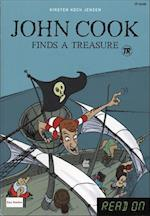 John Cook finds a treasure - John Cook meets a killer (Teen readers)