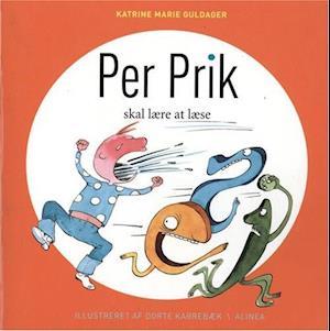 Per Prik skal lære at læse
