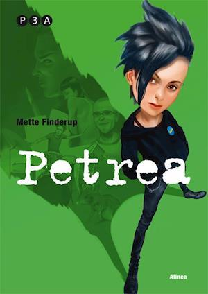 Bog, indbundet Petrea af Mette Finderup
