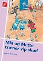 Mia og Mette træner vip-skud