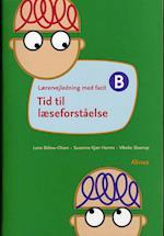 Tid til læseforståelse B (Tid til dansk)