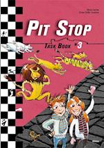 Pit stop #3. Task book (Pitstop)
