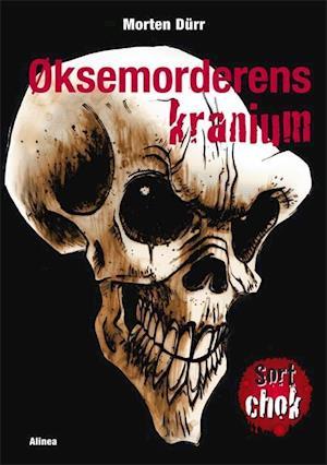 Bog indbundet Øksemorderens kranium af Morten Dürr