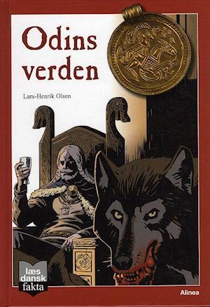 Bog indbundet Odins verden af Lars-Henrik Olsen