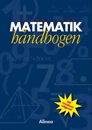 Bog, hæftet Matematikhåndbogen af Susanne Damm