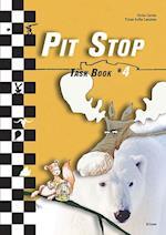 Pit stop #4. Task book af trine Sofie Lausten, Christopher Carter
