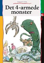 Det 4-armede monster (Gys - Let ps - Serien om Harald, nr. 2)