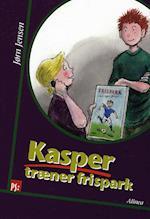 Kasper træner frispark (Ps)