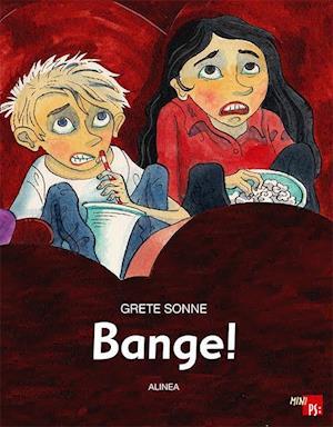 Bog, hæftet Bange! af Grete Sonne