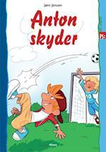 Anton skyder (Super let ps)