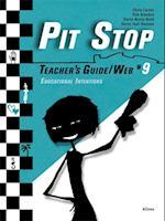 Pit stop #9. Teachers guide/web af Christopher Carter, Timothy Kendon, Dorte Juel Hansen