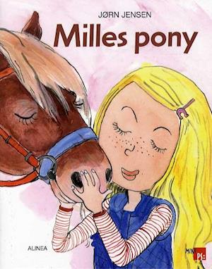 Bog hæftet Milles pony af Jørn Jensen