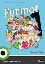 Format 1, Elevbog/Web (Format)