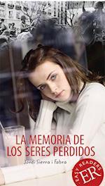 La memoria de los seres perdidos (Easy readers)