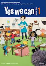 Yes we can - my book 2 (Yes we can)