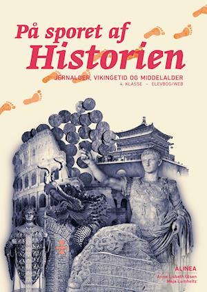 Bog, indbundet På sporet af historien af Diverse
