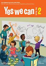 Yes we can 2, My Book/Web (Yes we can)