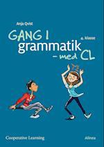Gang i grammatik - med cl, 4. klasse, elevhæfte (Gang i grammatik med CL)