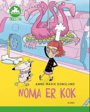 Bog, indbundet Noma er kok af Anne-Marie Donslund
