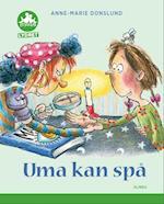 Uma kan spå af Anne-Marie Donslund