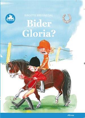 Billede af Bider Gloria?-Birgitte Bregnedal-Bog
