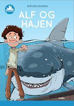 Alf og hajen af Kim Dalsgaard