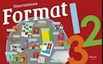 Format 1-3, Materialekasse (Format)