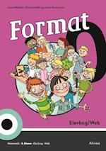 Format 0, Elevbog/Web (Format)