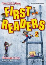First readers 2 (Træningsbanden)